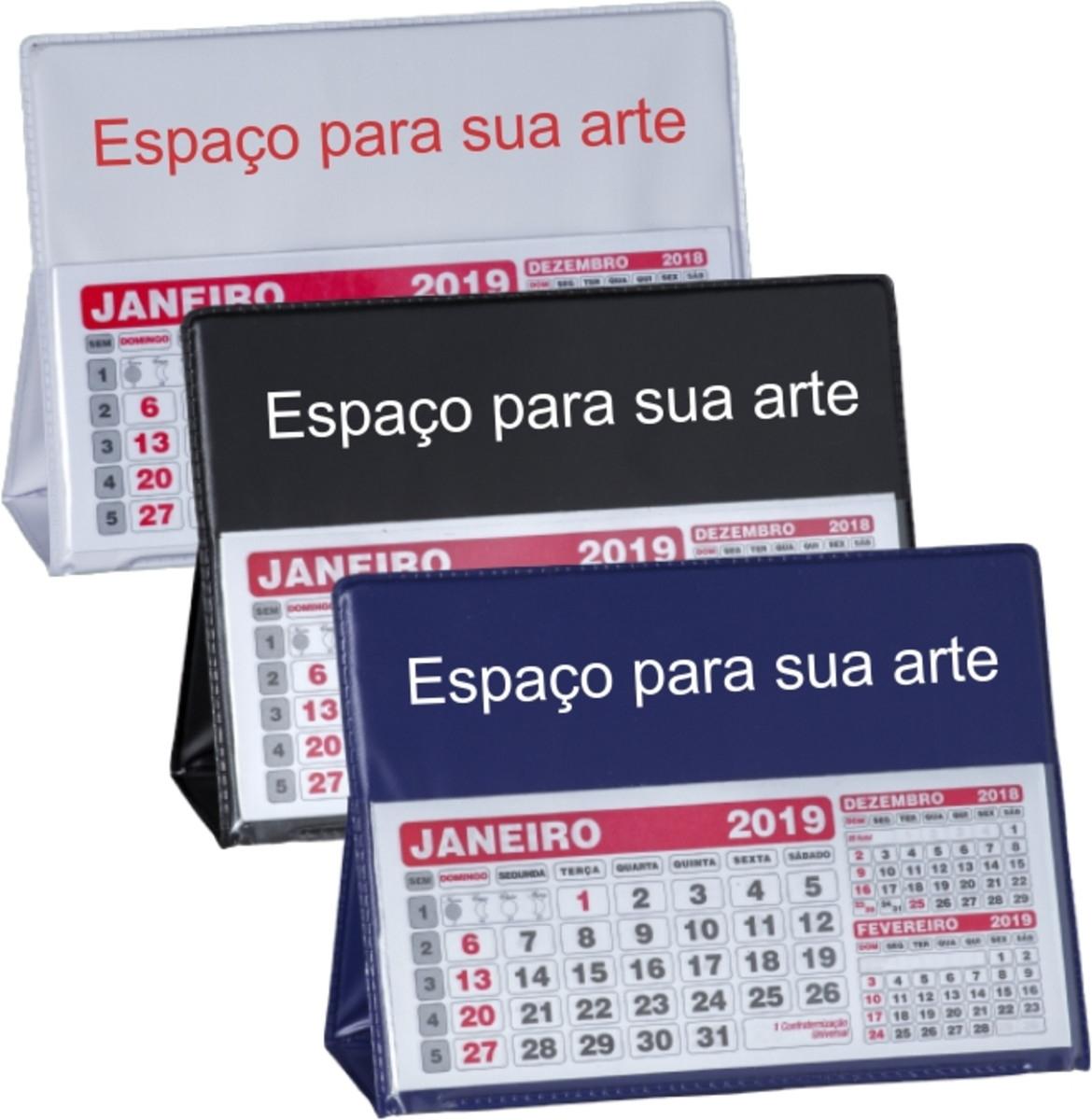 Calendario 2019 De Mesa | Qualads