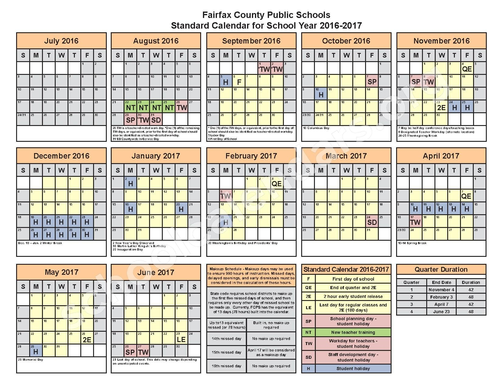Fcps 2022 Calendar.F A I R F A X S C H O O L C A L E N D A R Zonealarm Results