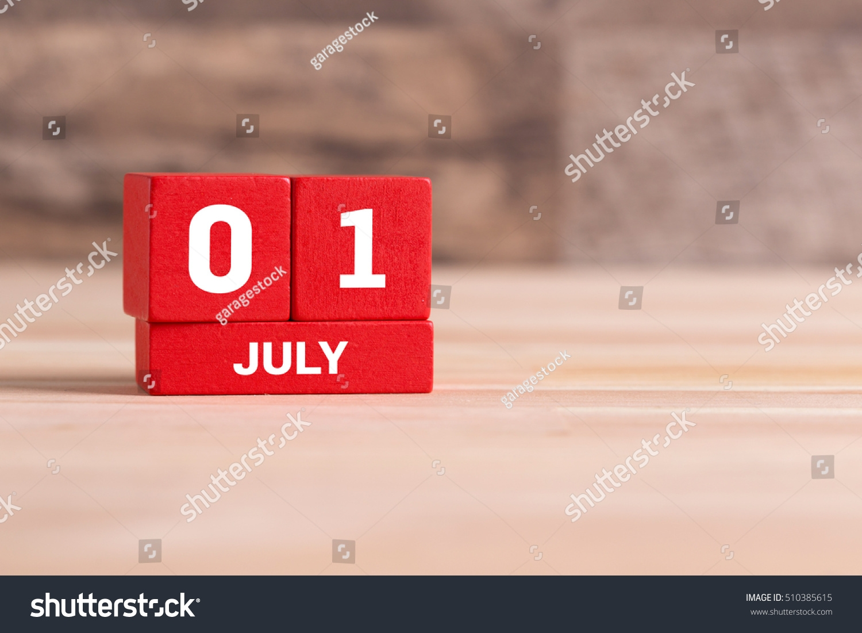 July 01 Calendar Day Stock Photo Edit Now 510385615 Shutterstock