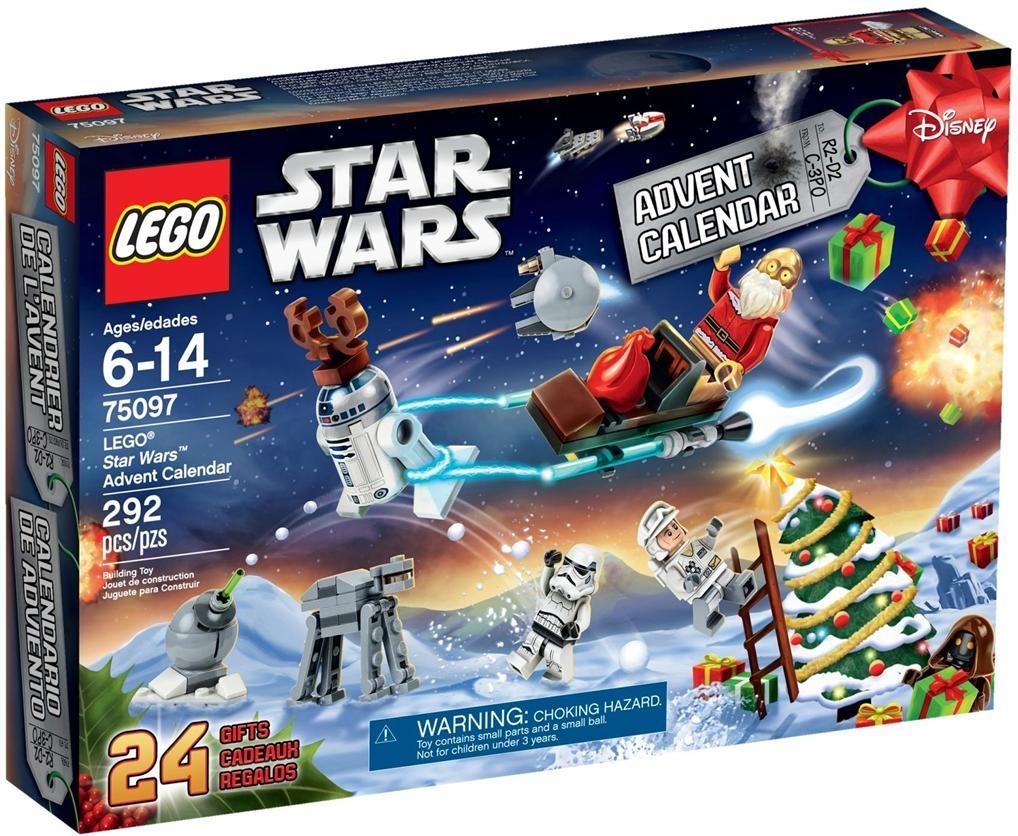 Lego 75097 Star Wars Advent Calend End 10262019 1115 Am