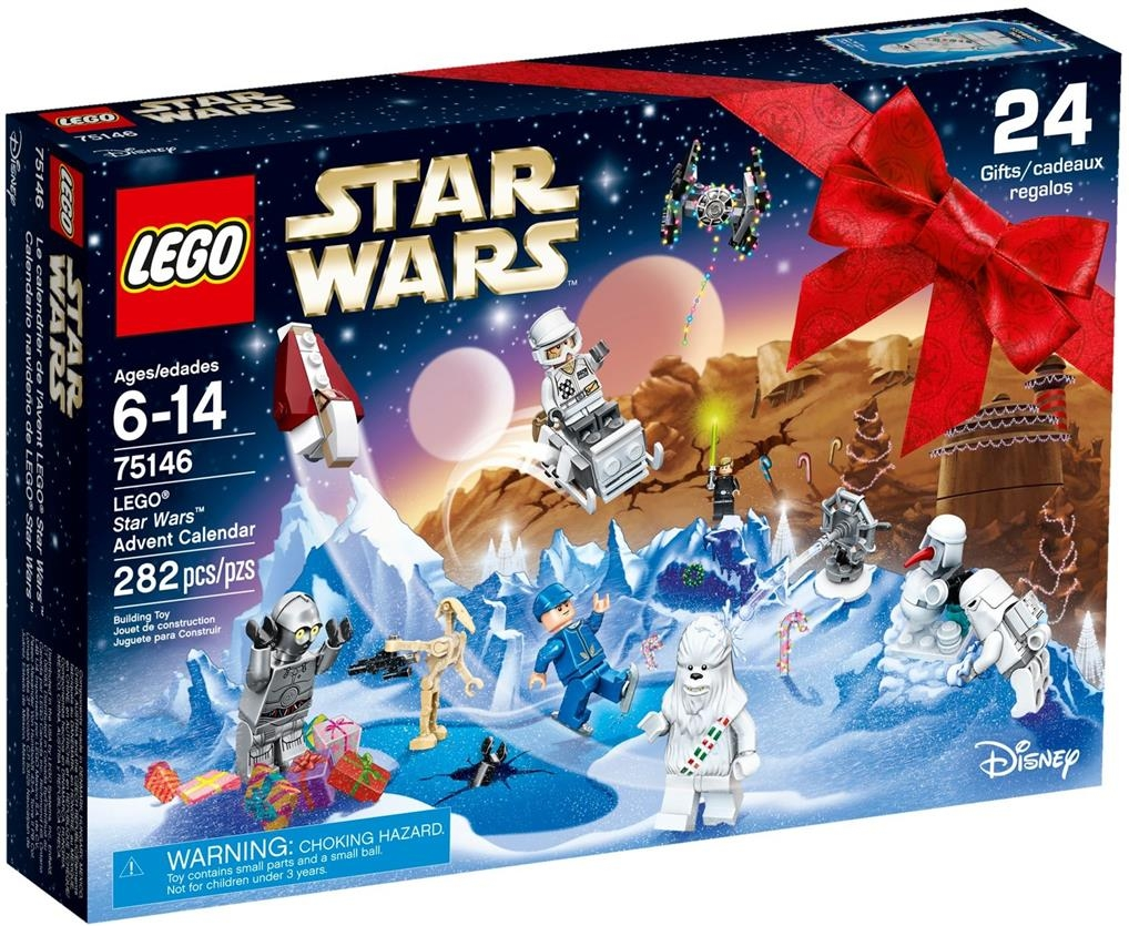 Lego 75146 Star Wars Advent Calendar End 8172019 915 Am