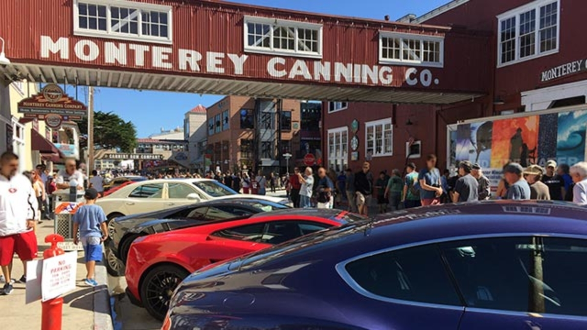 Monterey Car Week 2019 Schedule Of Events And Things To Know