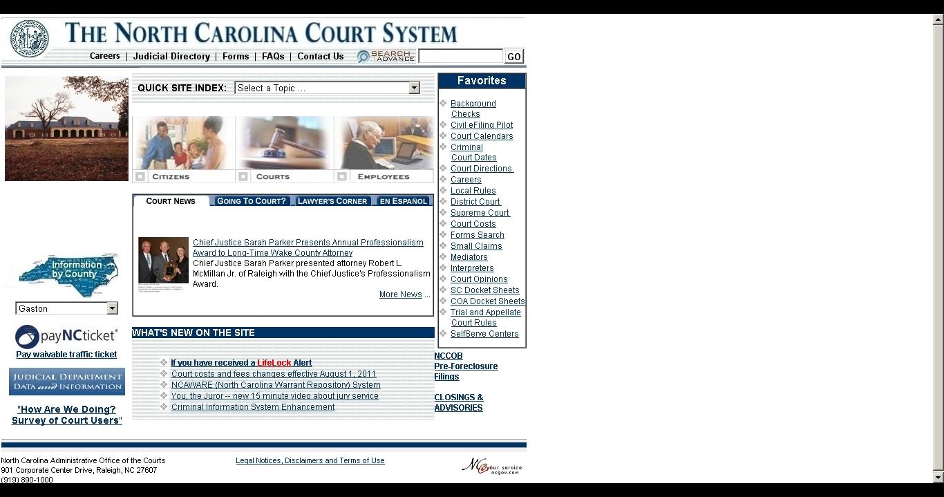 Nc Courts Calendar   Qualads
