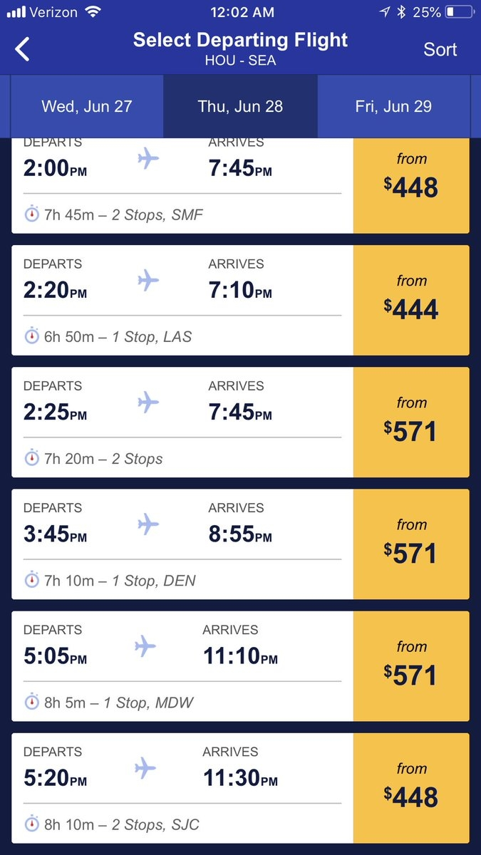 southwest low fare calendar for september 2019