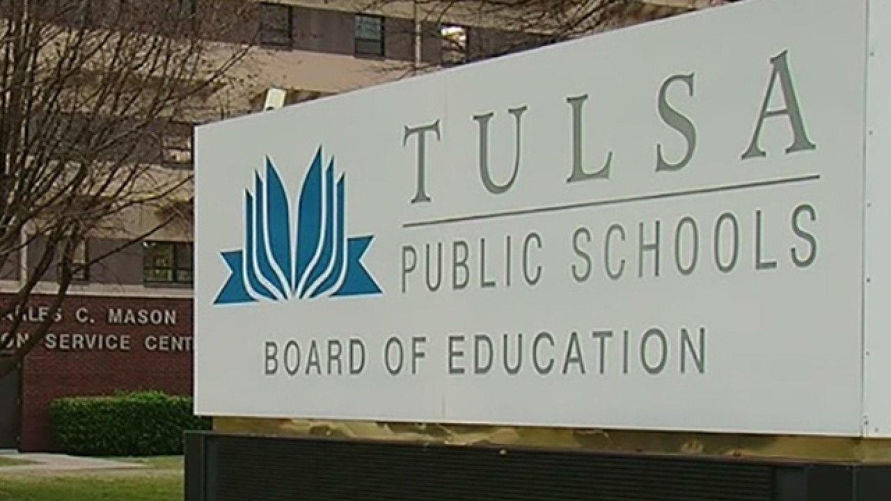 Tulsa Public Schools District Calendar School Supplies List For