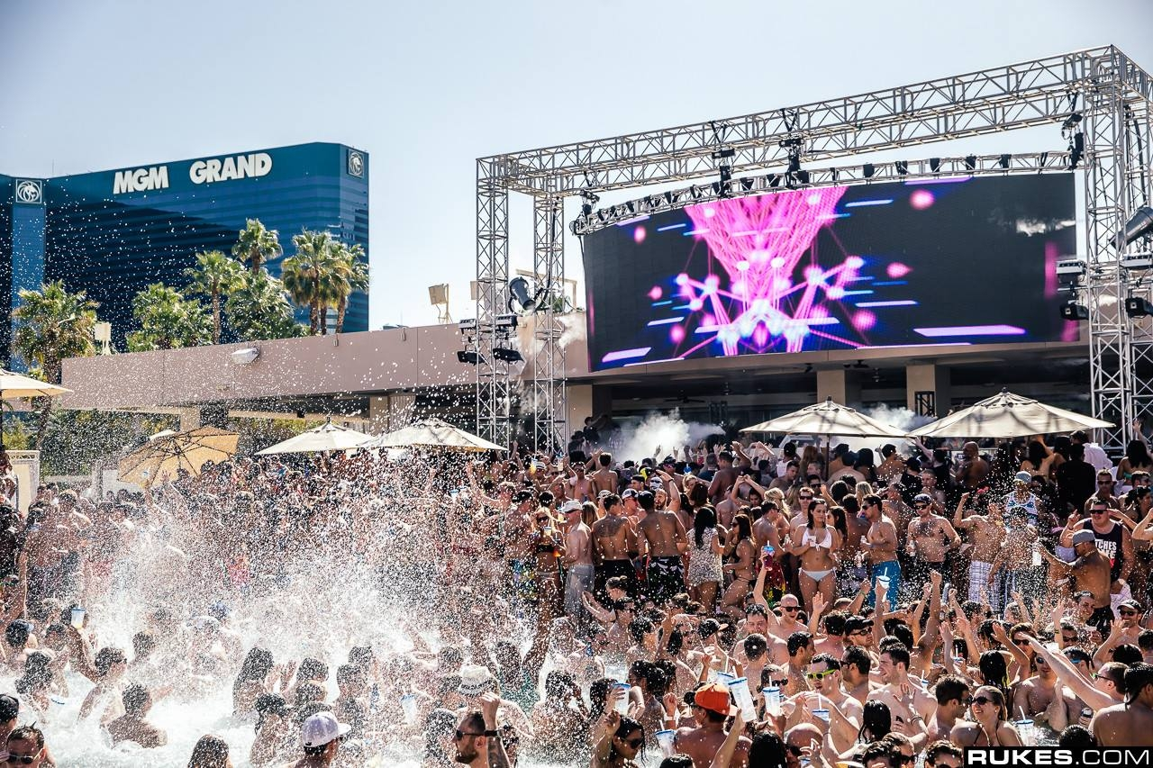 Wet Republic Announces Opening Date And Initial 2018 Pool Party