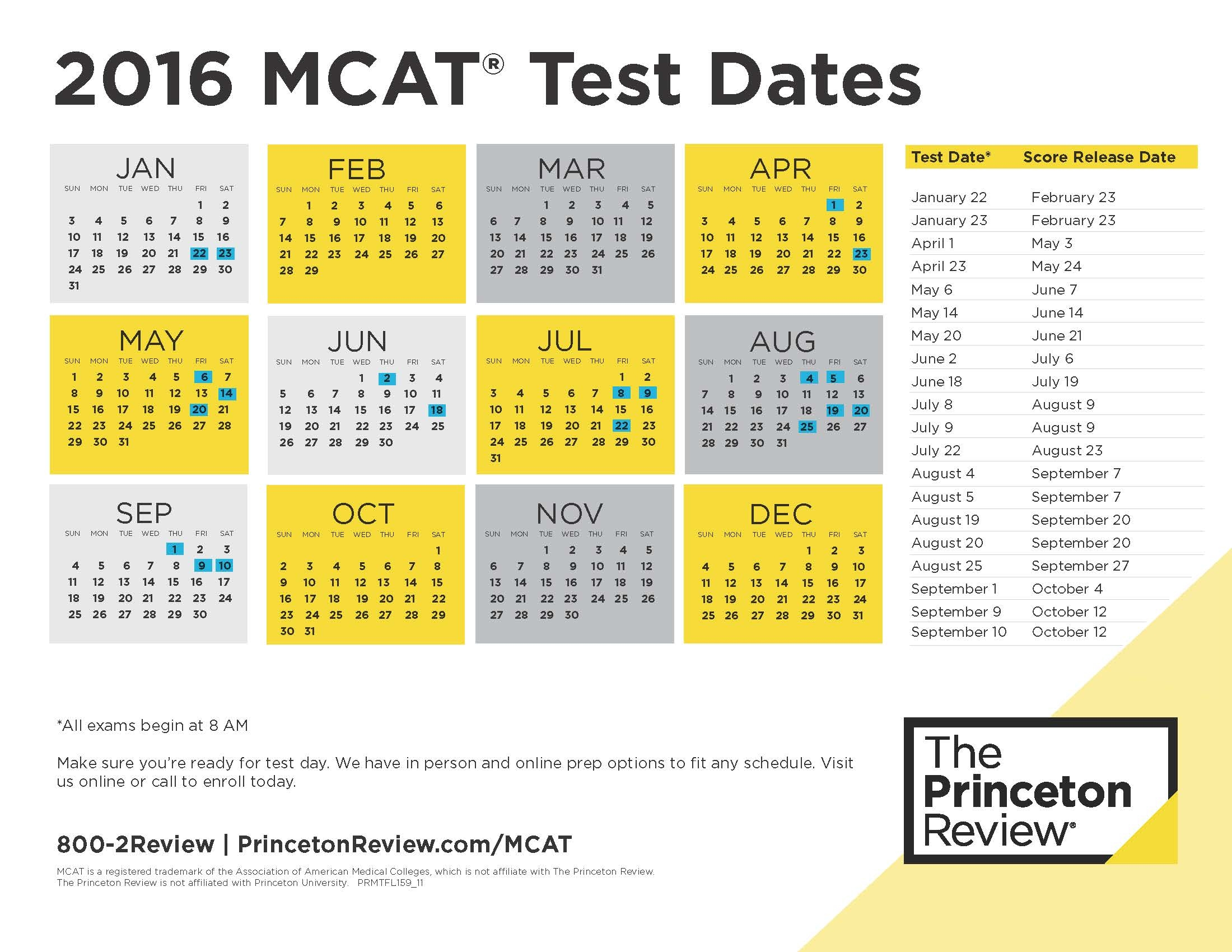 Woodsworth College Students Association Save On Mcat Courses With