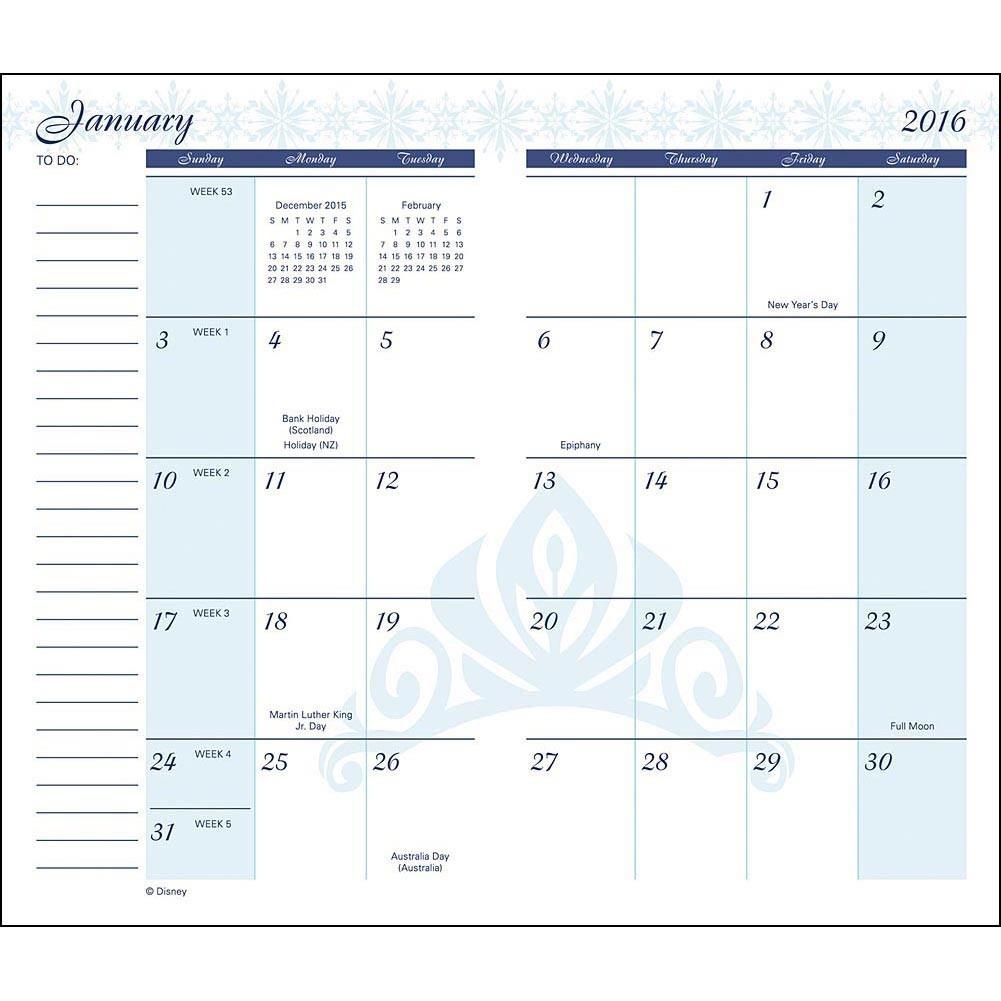 Printable Pocket Calendar 8 Best Of 2016 Pocket Planner Calendar