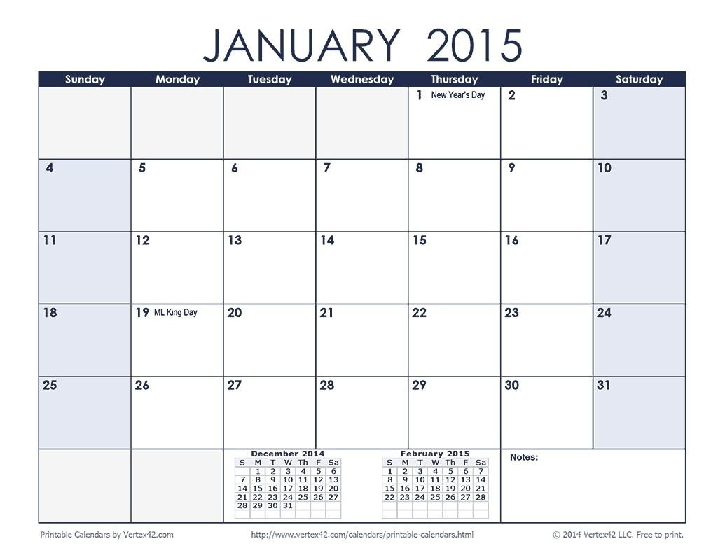 Vertex Free Printable Calendars 2016 Vertex Calendar Free Calendar