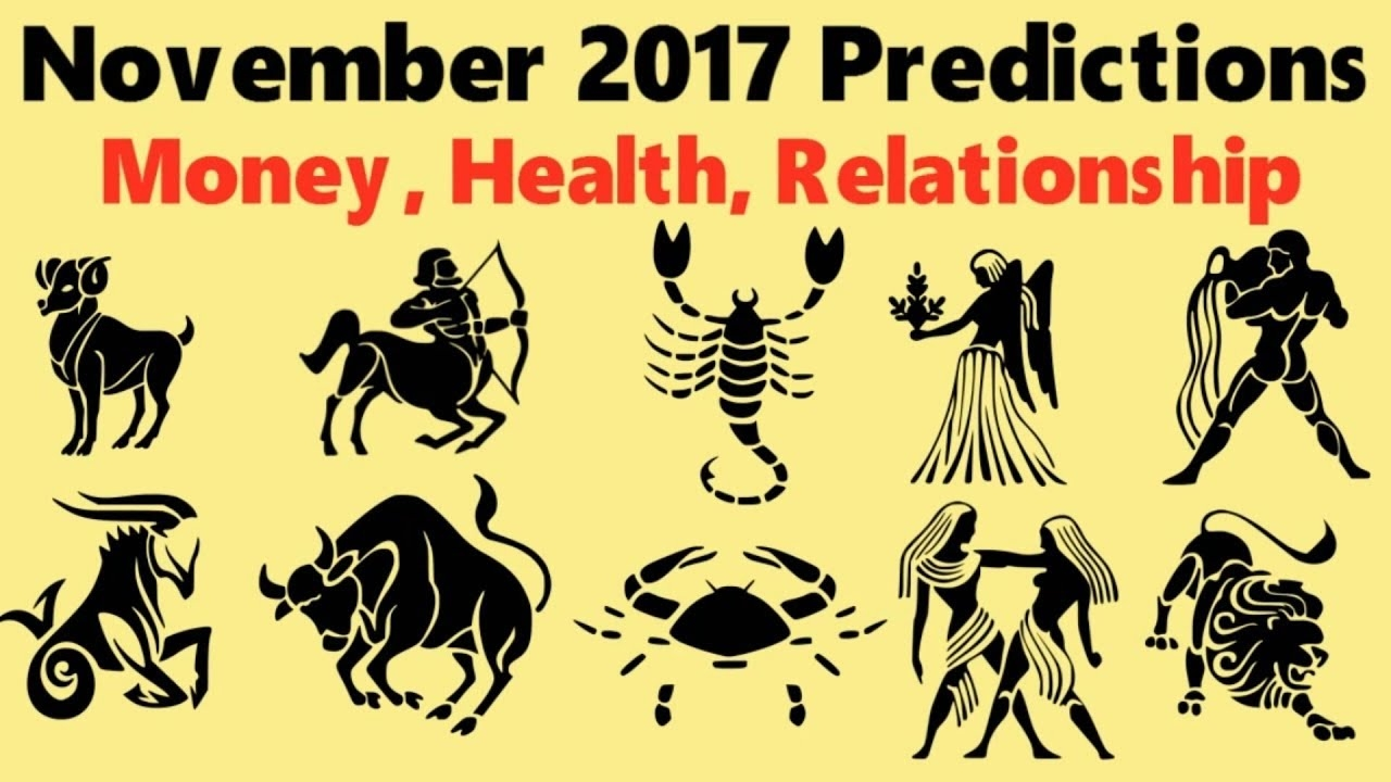 These Zodiac Signs Can Become Rich November 2017 Horoscope Zodiac