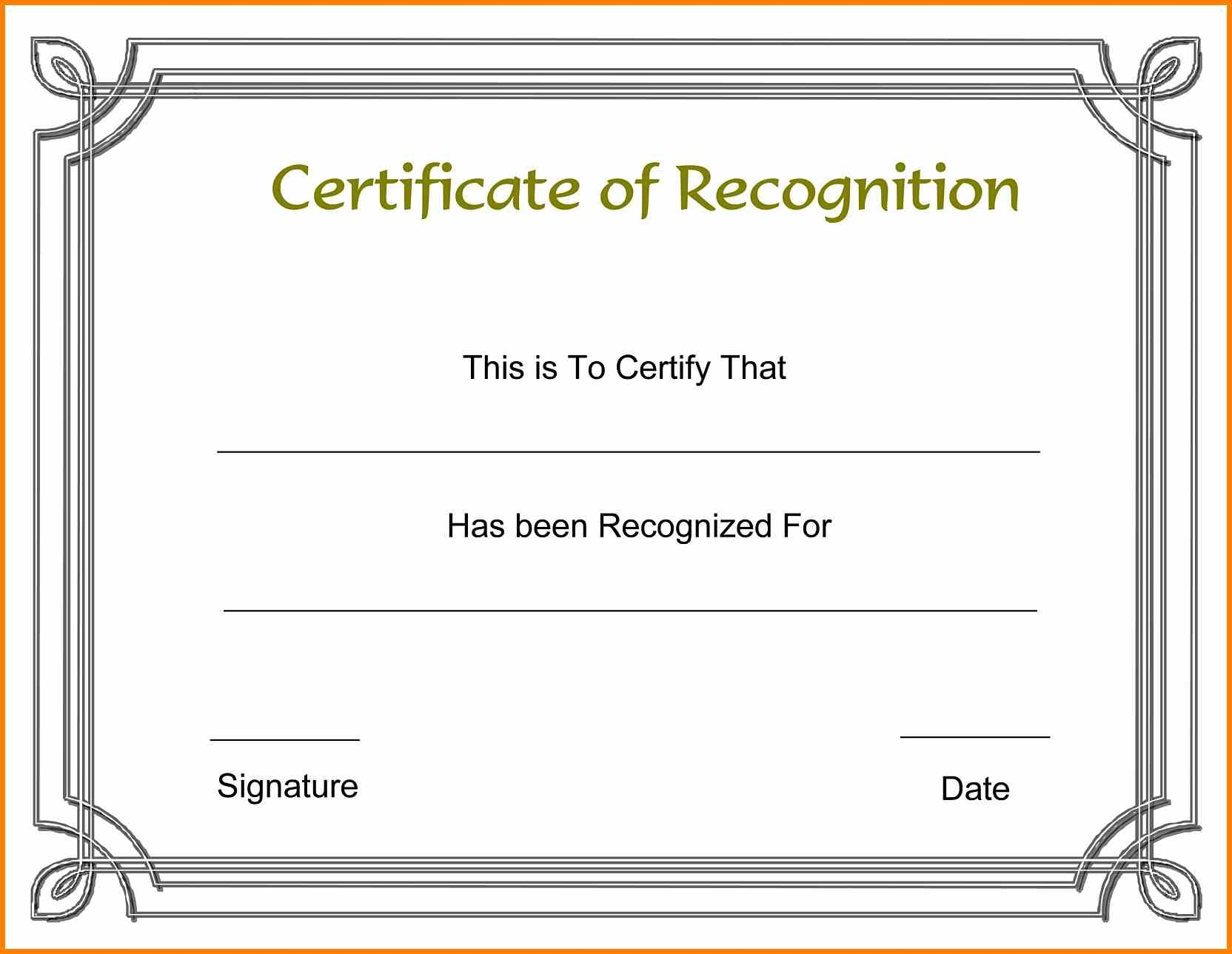 003 Award Certificate Template Word Of Free Border Templates For New