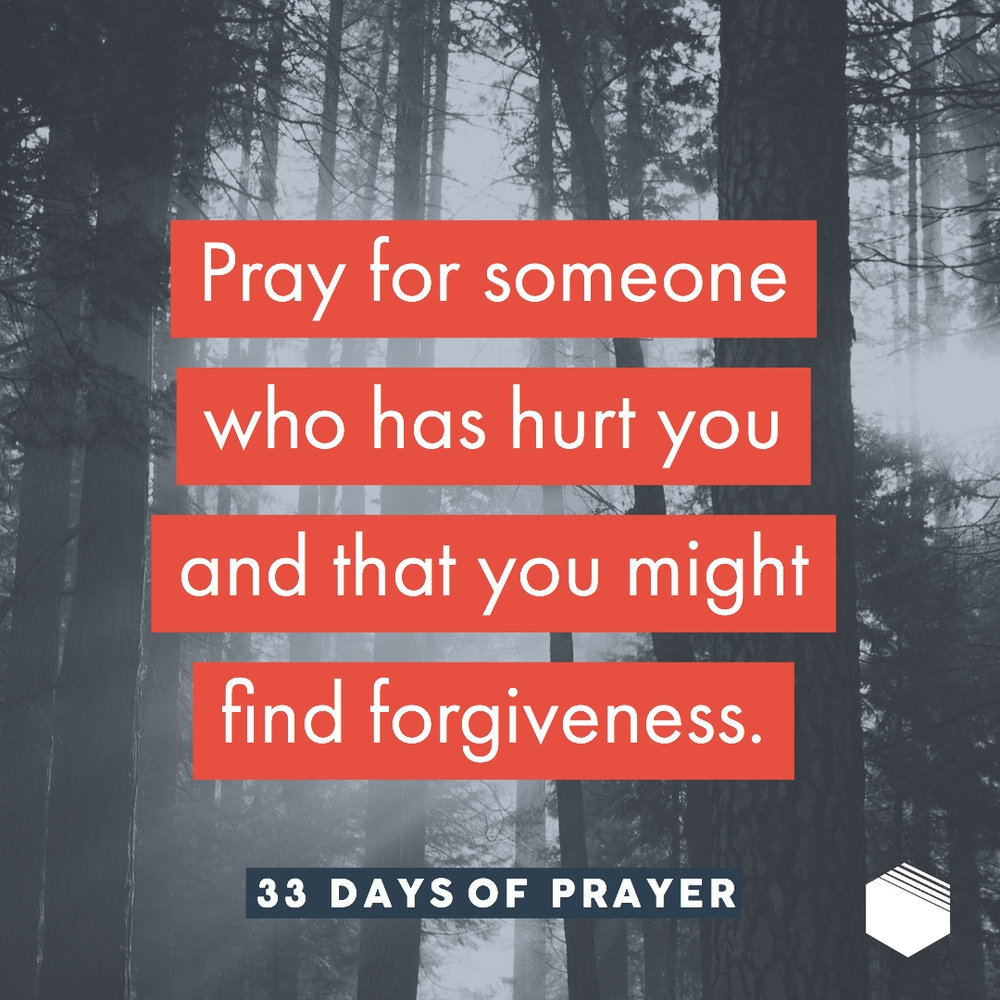 33 Days Of Prayer Sugar Grove Church Of Christ