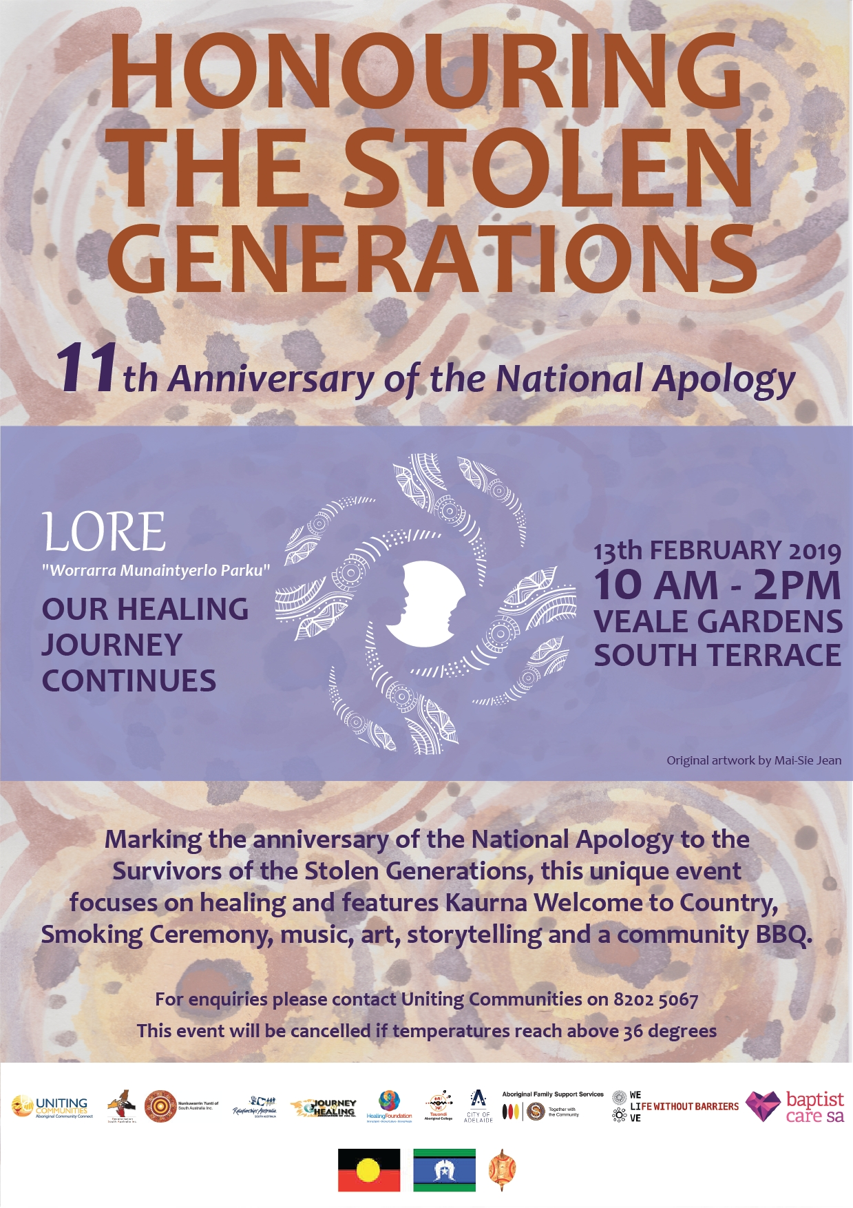 Apology Day Community Event Reconciliation Sa
