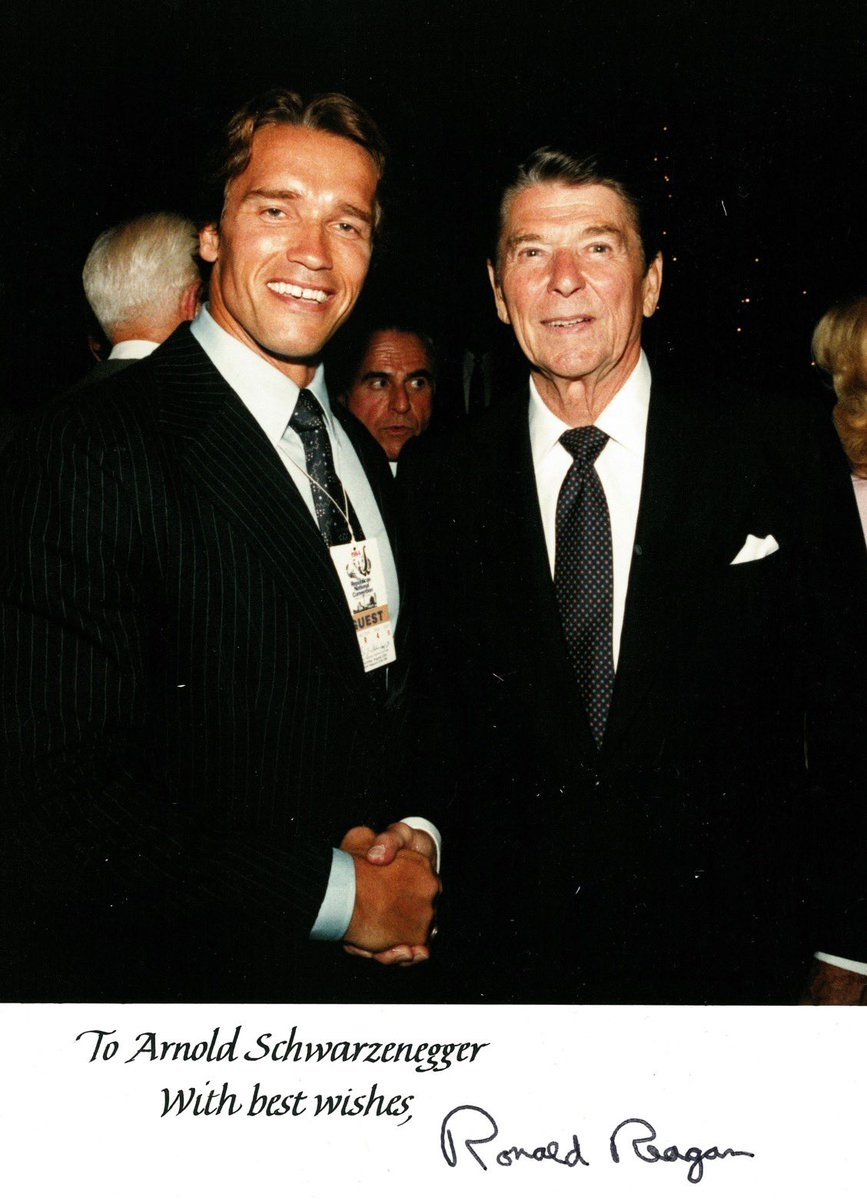 Arnold On Twitter This Ronald Reagan Day Lets Once Again Ask
