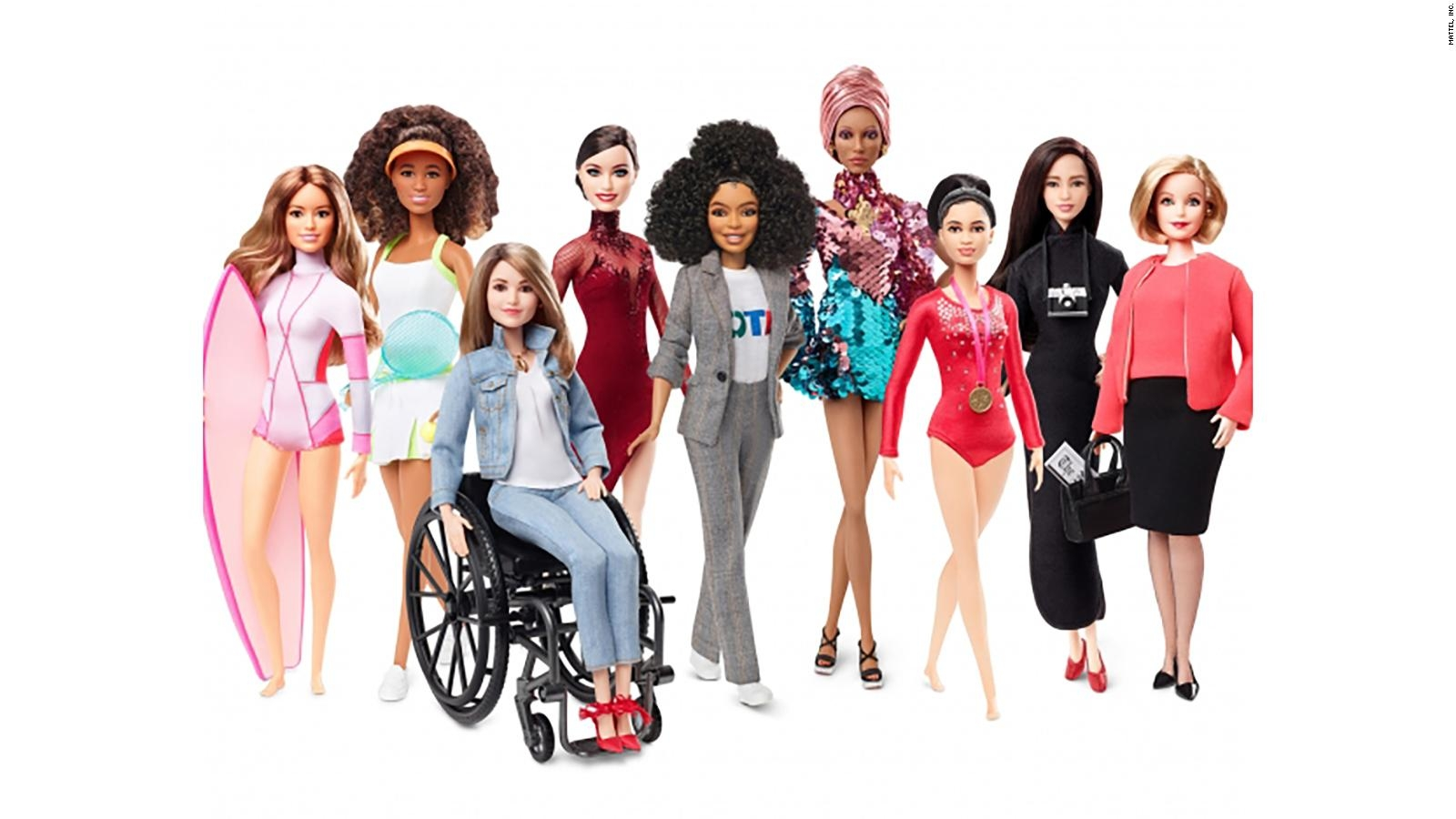 Barbie Turns 60 How Has The Worlds Most Famous Doll Grown Up