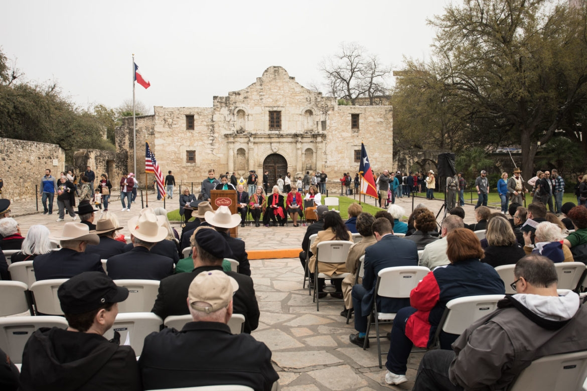 Descendants Of Texas Forefathers Keep Tradition Alive Celebrate