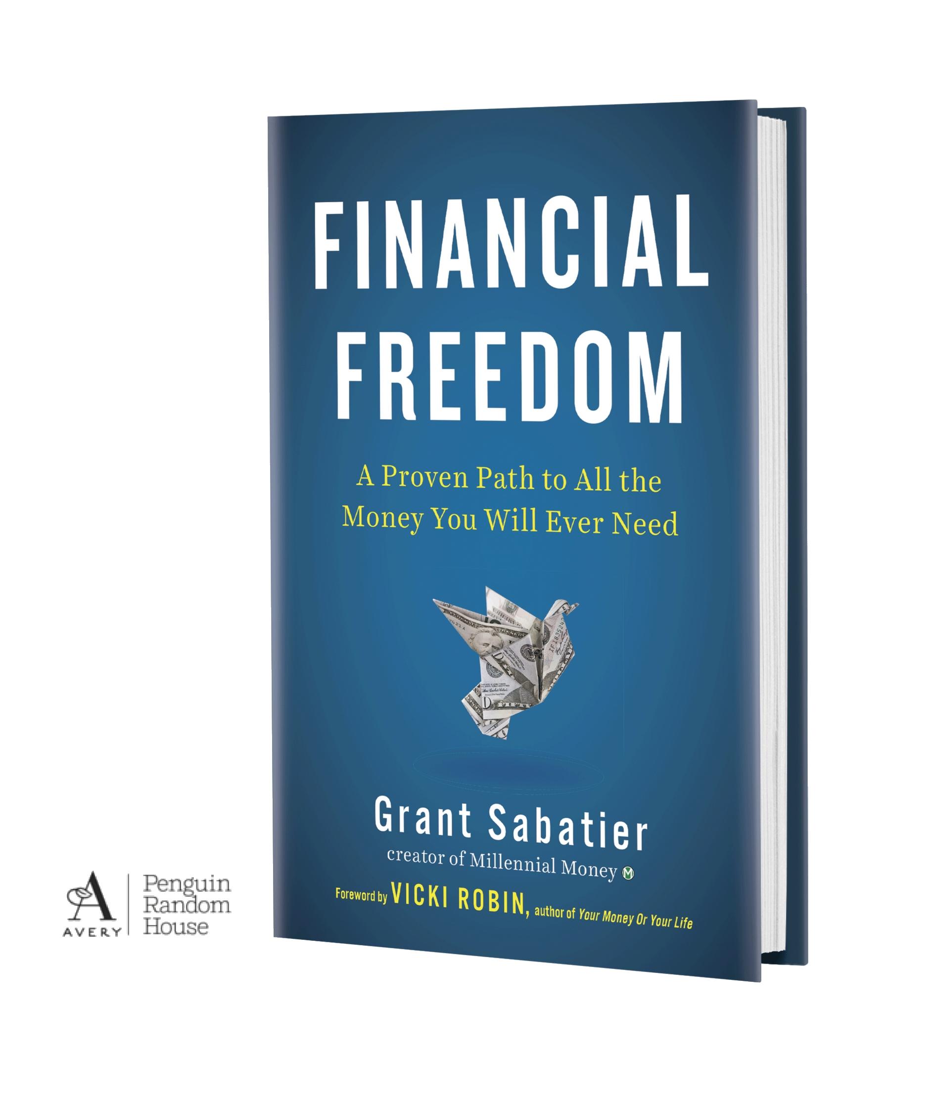 Financial Freedom Book Grant Sabatier