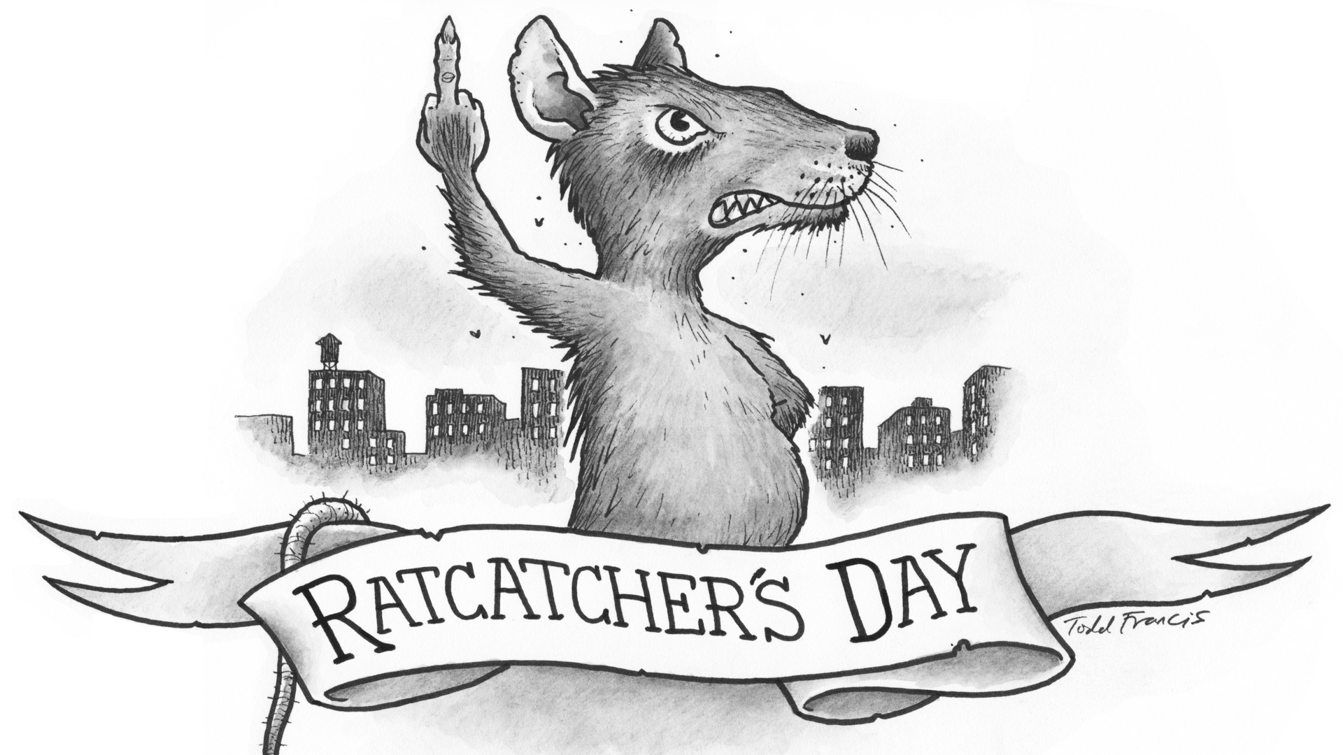 Happy Ratcatchers Day