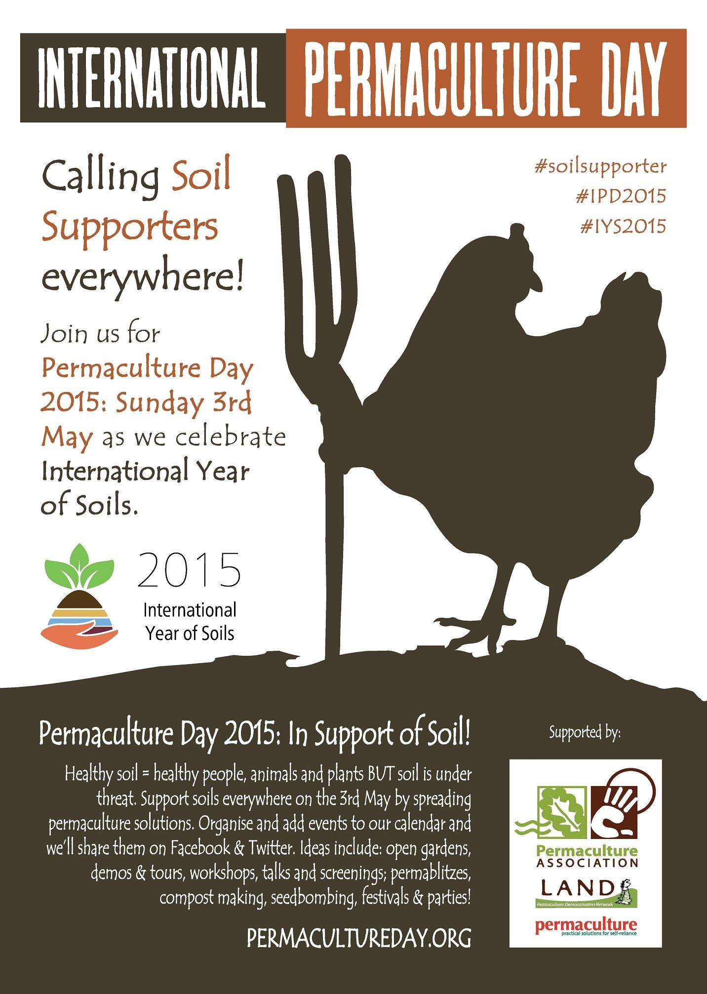 International Permaculture Day Worldwide Seed Freedom