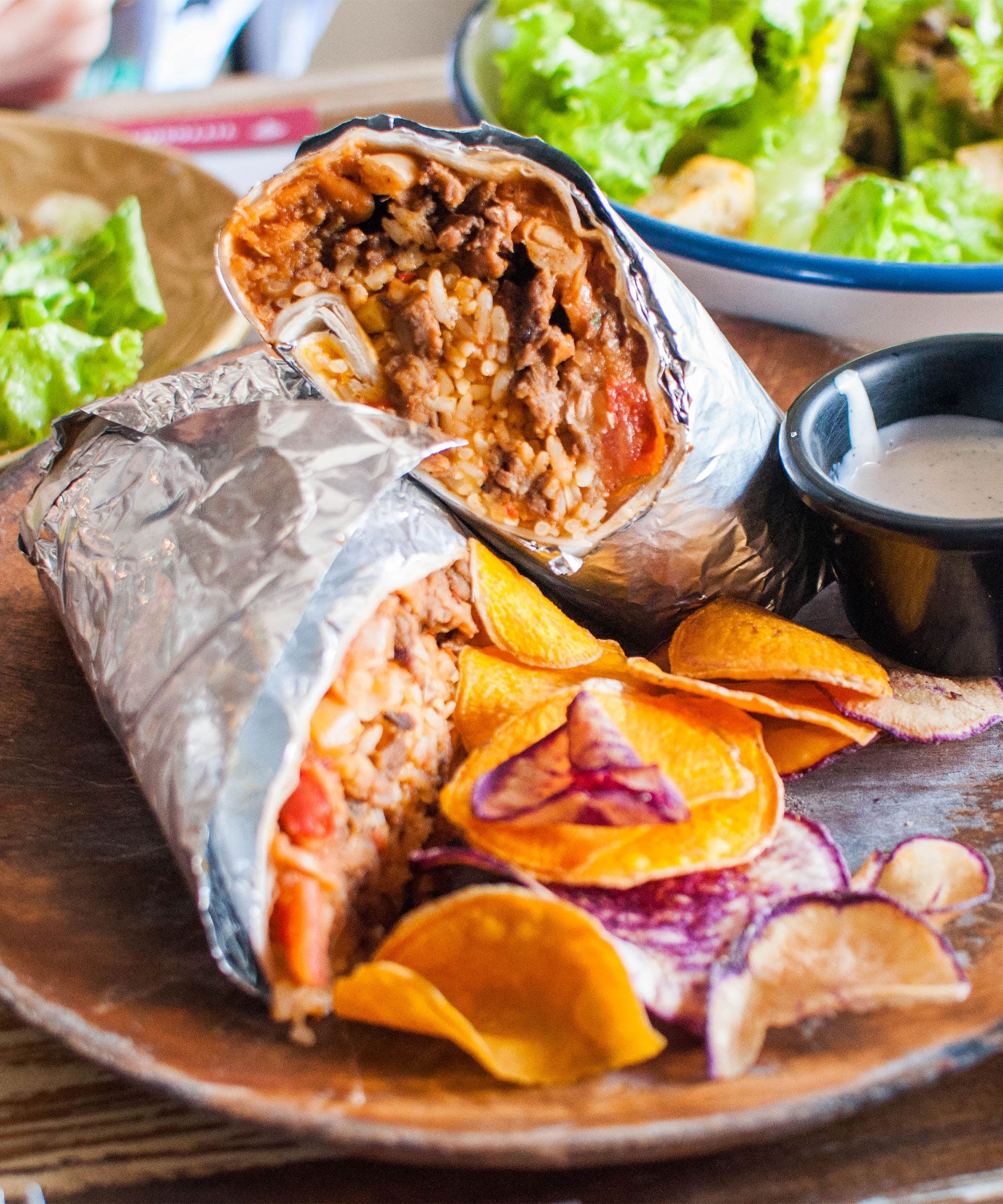 National Burrito Day Deals 2019 Chipotle Moes More
