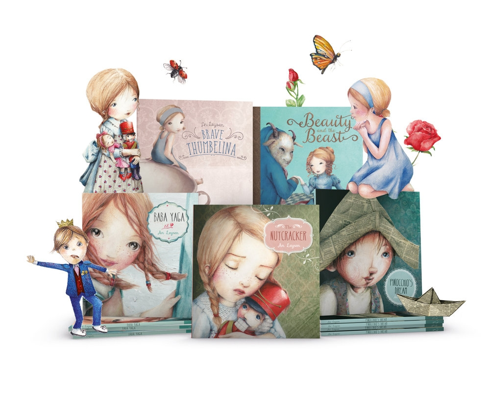 National Tell A Fairy Tale Day Clavis Publishing We Make