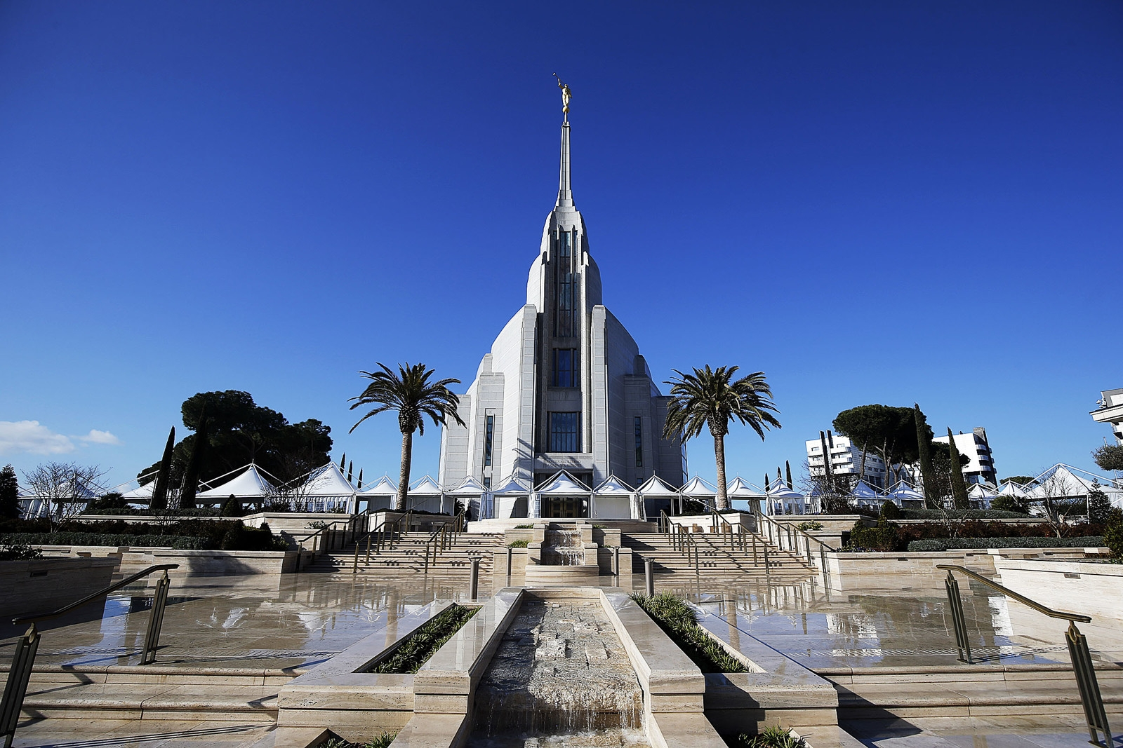 New Video Shows Exquisite Shots Of The Rome Italy Temple Church News