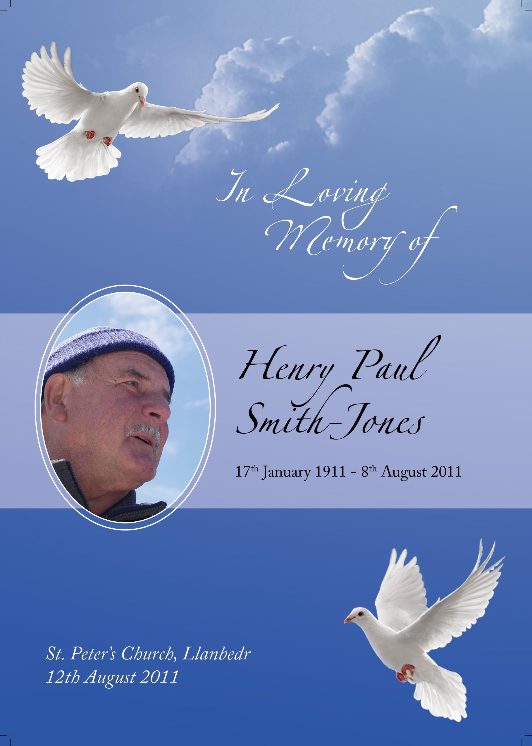 Pin Neil Zaltsman On Order Of Service Funeral Order Of Service