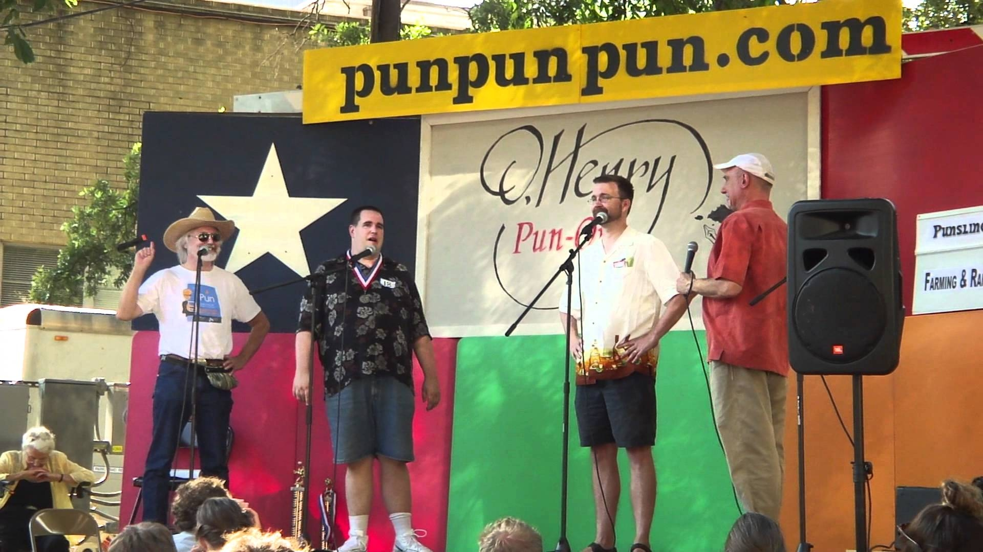 Pun In The Sun At The O Henry Pun Off World Championship