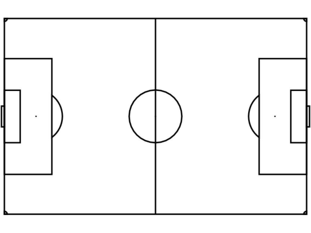 Soccer Field Template Koranayodhyaco