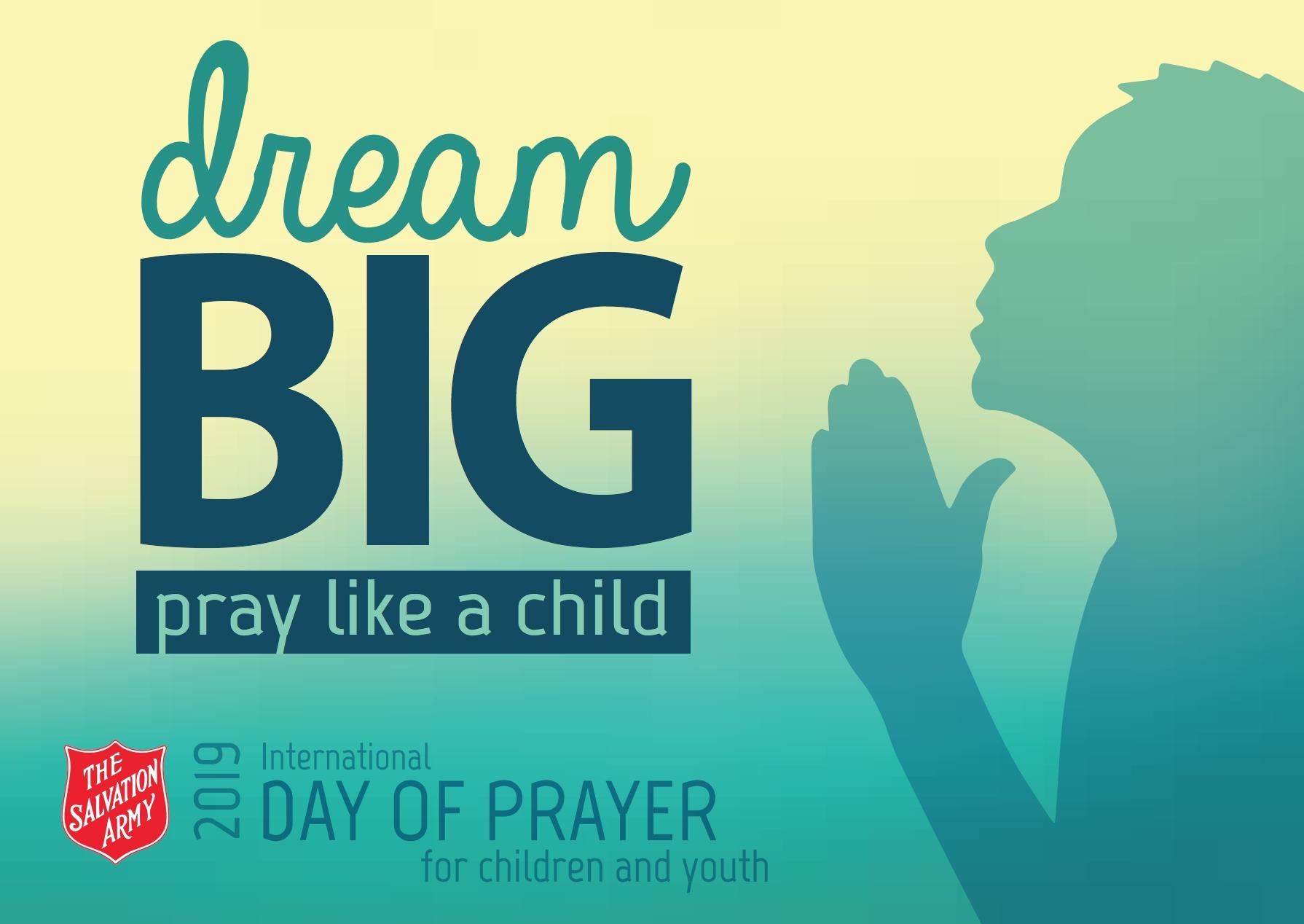 The Salvation Army International International Day Of Prayer For