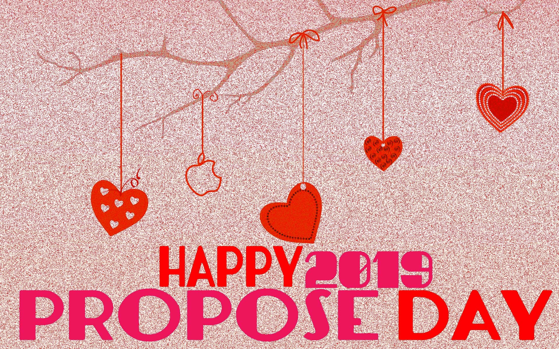 Valentine 2019 Propose Day Wishes Images For Boy Girl With Shayari