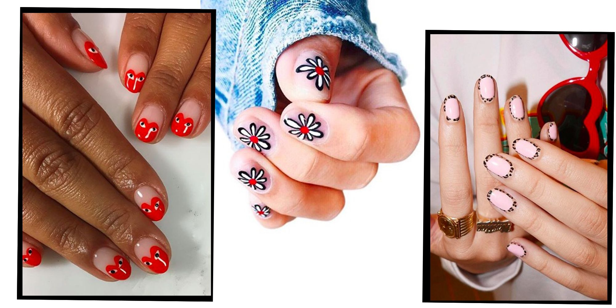 Valentines Day 2019 14nail Art Designs To Try At Home