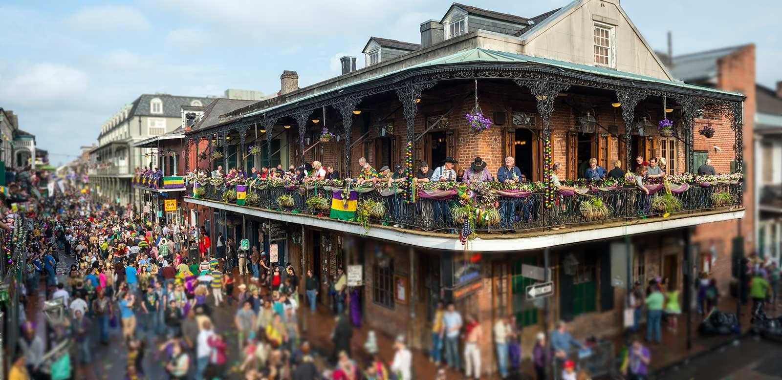 When Is Mardi Gras 2020 Mardi Gras New Orleans