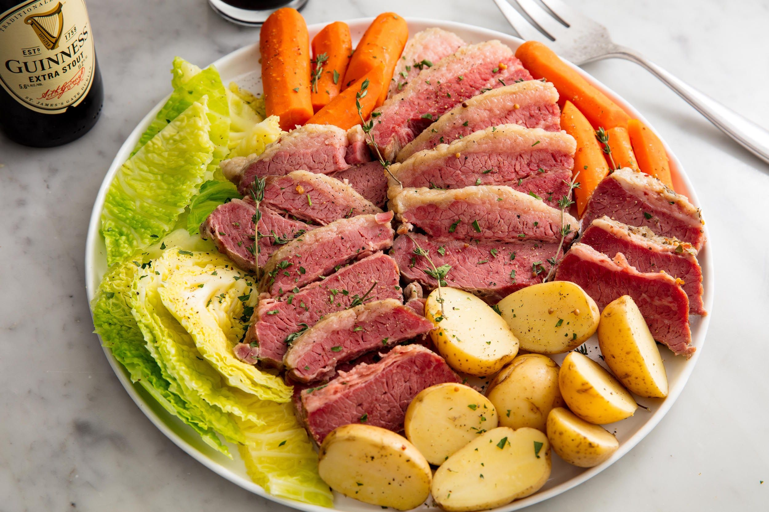 Where Does Corned Beef Come From History Of St Patricks Day Food
