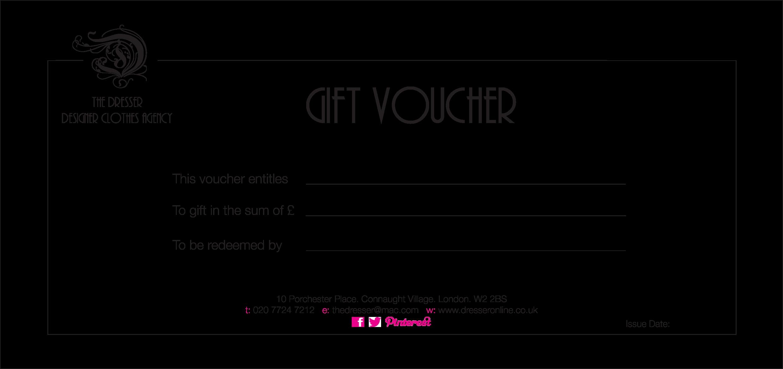 17 Gift Voucher Templates Excel Pdf Formats Vouchers Photo Template