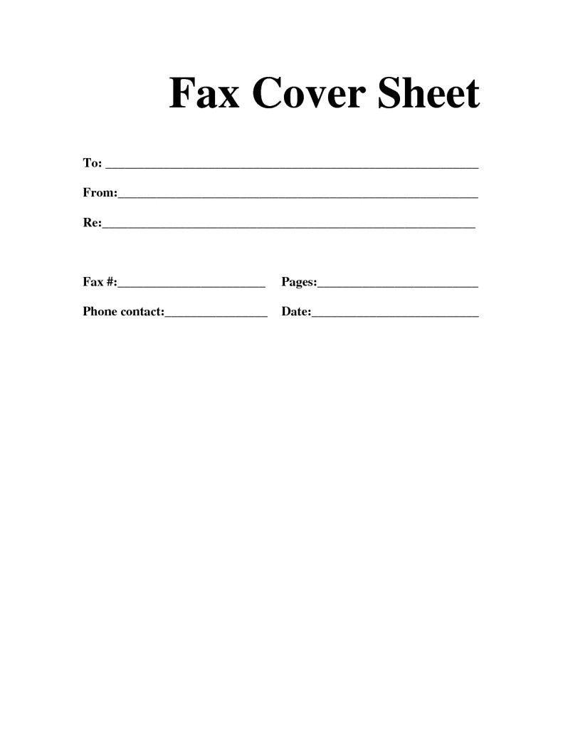 Cover Letter Template For Fax Cover Coverlettertemplate Letter