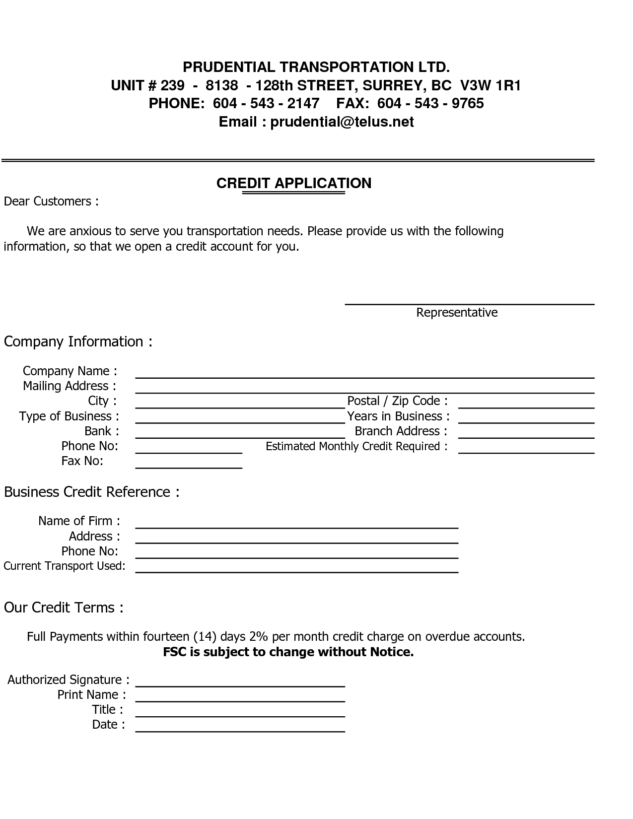 Sample Credit Reference Letter Template Images Business Credit