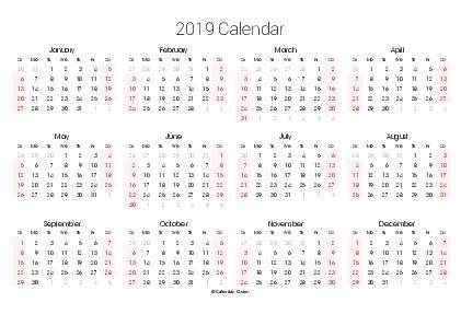 Printable 2021 Calendars (Pdf) - Calendar-12