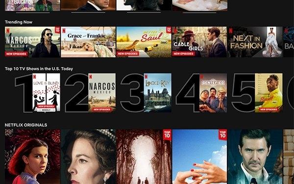 10 Top Filme
