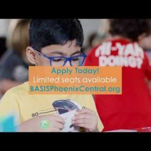 Grades K-5 Tuition Free Charter School | Basis Phoenix Central