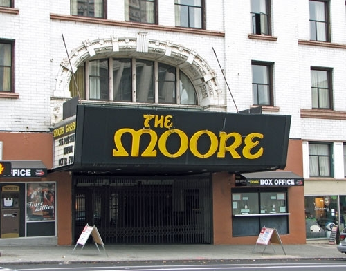The Moore Theatre | Events Calendar And Tickets