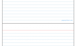 002 Template Ideas Note Card Word Index Stirring 4×6 Mac 3×5
