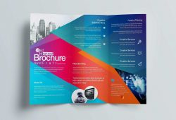 Powerpoint Brochure Templates Free