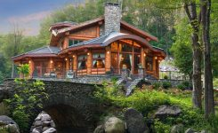 10 Luxe Log Cabins To Indulge In On National Log Cabin Day Hgtvs
