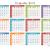 2019 12 Month Calendar Template Large Print Calendar Pdf Image 4c3r S2rb1