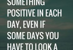 Positive Thinking Day 2019