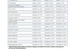 Ithaca College Academic Calendar