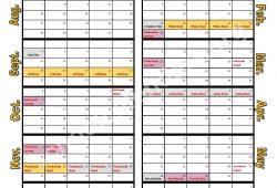 Henry County Schools Calendar