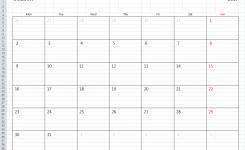 2018 2018 Excel Calendar Acurlunamediaco