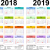 Year Calendar 2018 And 2018